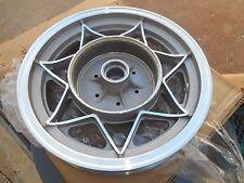 "NOS Henry Abe Seven Star Mag 3.00 x 16"" Rear Drum Wheel Rim Kawasaki Z1 KZ900 H2"