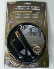 Monster 1000HD Ultimate High Speed HDMI Right Angle Cable 2 Meter (Brand New)