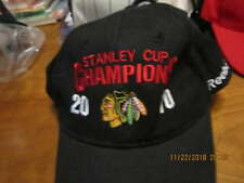 2010 Chicago Blackhawks Stanley cup champions baseball cap