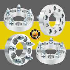 4pcs 125 Wheel Spacers Adapters 5x108 To 5x1143 5x45 For Ford Volvo C70 Fits Ford