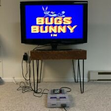BUGS BUNNY RABIT RAMPAGE Super Nintendo TESTED WORKING + FREE SHIPPING