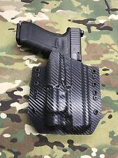 Carbon Fiber Kydex  Holster Glock 34/35 Streamlight TLR-1s / TLR1