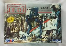 1984 mpc Star Wars Return Of The Jedi AT-ST Sealed Model Kit Free Shipping