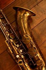 1964 Selmer Mark VI Tenor Sax- Great Playing Original Laq horn W/ Video Clip!