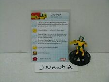 HeroClix Marvel Guardians of the Galaxy Super Rare #058 Mentor