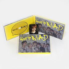 [GOT7]4th mini album-Mad/If you do/Horizontal version/YUGYEOM Photocard