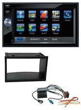 Blaupunkt SD Bluetooth 2DIN MP3 USB AUX Autoradio für VW Golf IV Polo Passat T4