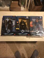 DC Multiverse Batman Superman And Martian Manhunter All New
