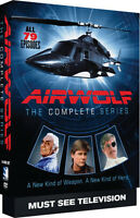 Airwolf: Complete Series DVD