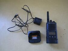 USED MOTOROLA 2 WAY RADIO IN GREAT WORKING ORDER.