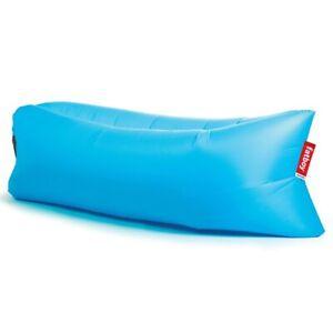 Fatboy Lamzac The Original Inflatable Air Lounger Aqua Blue