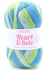 SIRDAR Heart & Sole Wool Rich 4 Ply Sock Yarn Color 106