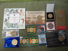 #CC10.   #5.  JOT LOT OF COINS AND MEDALS