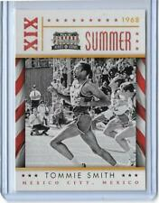 AWESOME 2012 PANINI AMERICANA TOMMIE SMITH CARD #28 ~ OLYMPIC TRACK STAR