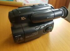 Sony Video8 Handycam with case