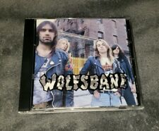 WOLFSBANE cd LIVE FAST, DIE FAST  free US shipping
