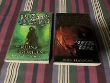Rangers Apprentice Books 1 and 2 by John Flanagan (English) Paperback