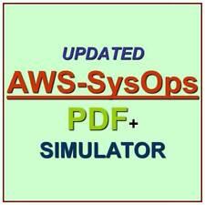 Amazon AWS Certified SysOps Administrator Associate Test AWS-SysOps Exam QA+SIM