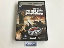 World In Conflict - Complete Edition - PC - FR - Neuf Sous Blister