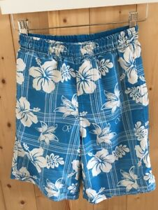 Ocean Pacific Boys Swimming Shorts Age 7-8 Years