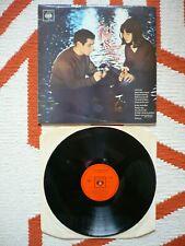 The Paul Simon Songbook Vinyl UK 1965 CBS Stereo A2/B2 Matrix LP & Art Garfunkel