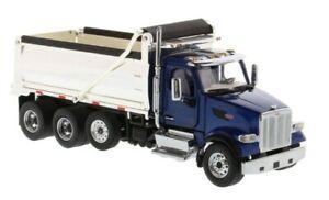 Peterbilt | 1:50 | 567 SBFA Dump Truck w/ Lift Axle | # PET 71073