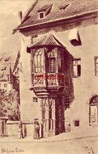 NURNBERG GERMANY SCHONER ERKER 1909