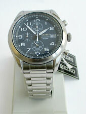 Seiko SSB267P1 Chronograph Quarz Herrenuhr Armbanduhr NEU und OVP