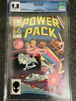 Power Pack #1 CGC 9.8 NM/MT Origin 1st Appearance of Power Pack WHITE PAGES VHTF