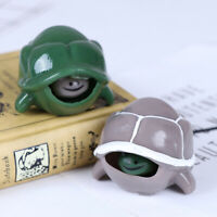 Telescopic Head Keychain Cartoon Turtle Key Ring Anti Stress Squeeze Toy Gift