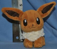 Eevee 2006 Canvas Pokemon Center Stuffed Plush Doll - No tags, great condition