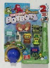 Transformers BotBots Series 4 Wilderness Troop -8 Pack