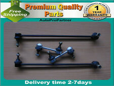 4 FRONT REAR SWAY BAR LINKS FOR CHEVROLET CAMARO 07-13