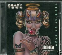 CD ALBUM 14 TITRES--CRAZY TOWN / CRAZYTOWN--THE GIFT OF GAME--1999