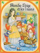 Blanche Neige et les 7 Nains * Hemma * D'après GRIMM * Album contes Jeunesse
