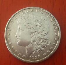 US Morgan Silver Dollar 1889 P (1878-1921)