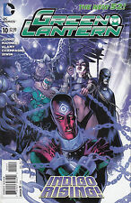 GREEN LANTERN 10...NM-...2012...New 52...Geoff Johns,Doug Mahnke...Bargain!