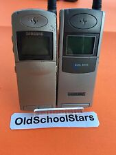 Samsung sgh-600 and sgh-2200 Not tested Phones Shipping FREE