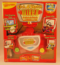 Etch A Sketch Wired #51300 - 2004 - Mint in Box