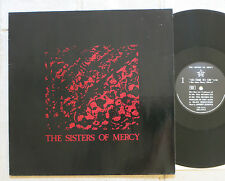 """The Sisters Of Mercy – No Time To Cry   12""""   Vinyl"""