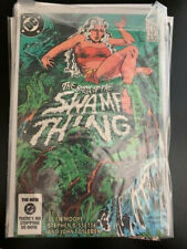 Swamp Thing 25 (VF-) First cameo of Constantine!!