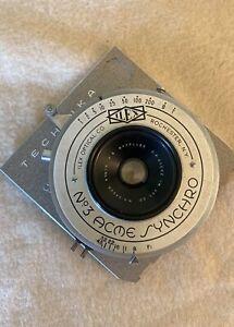 "W.A. Dagor 4 3/8"" F8 Lens (C.P Goerz AM Optical)"