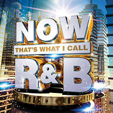 NOW THATS WHAT I CALL R&B (Various) 3 CD SET (2017)