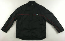 BMW M series black nylon jacket M Sport M Power mens Extra Large XL