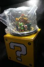 CLUB NINTENDO official Platinum Reward 2010 Super Mario Characters Figure RARE