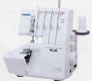 JUKI 4 threads differential lock sewing machine MO-114D