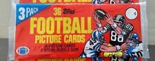 1982 Topps Football Unopened Grocery Rack Pack 36 cards Factory Sealed PSA?