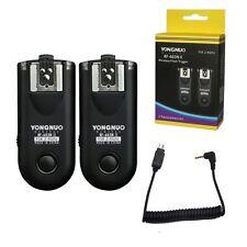 Yongnuo RF-603N II wireless flash trigger N3 for Nikon Camera UK