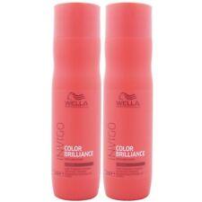 Wella INVIGO Color Brilliance Shampoo 2 x 250 ml kräftiges coloriertes Haar Set