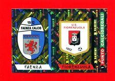 CALCIATORI Panini 2000 Figurina-Sticker n. 727 - FAENZA-FIORENZUOLA +punto-New